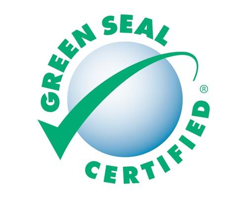 到Green Seal 標章 的英文官方網站 了解更多